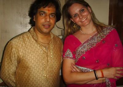 Pandit Sanju Sahai - Varanasi - 2012